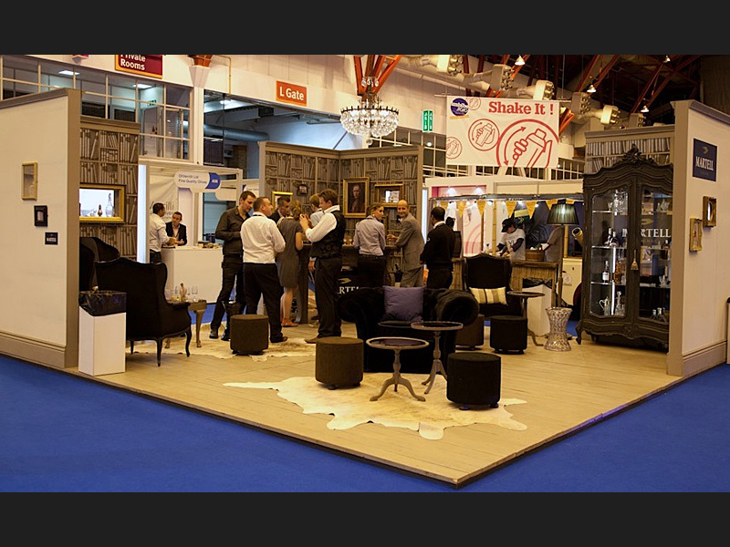 Exhibition Stand Bar : Events and experiential